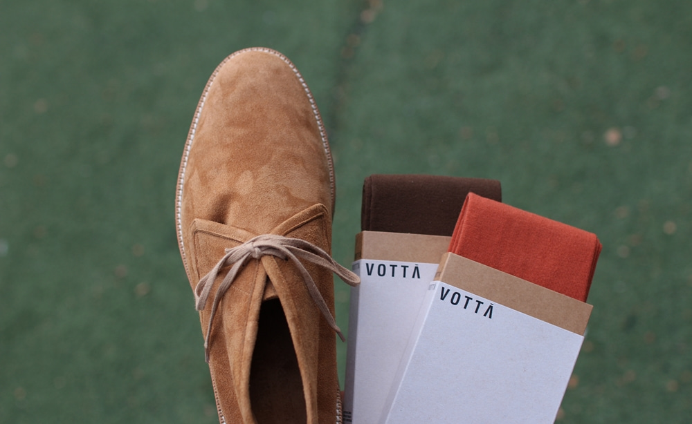 Must have Socks - 2pairsVOTTA(보타)TANNERY EXCLUSIVE