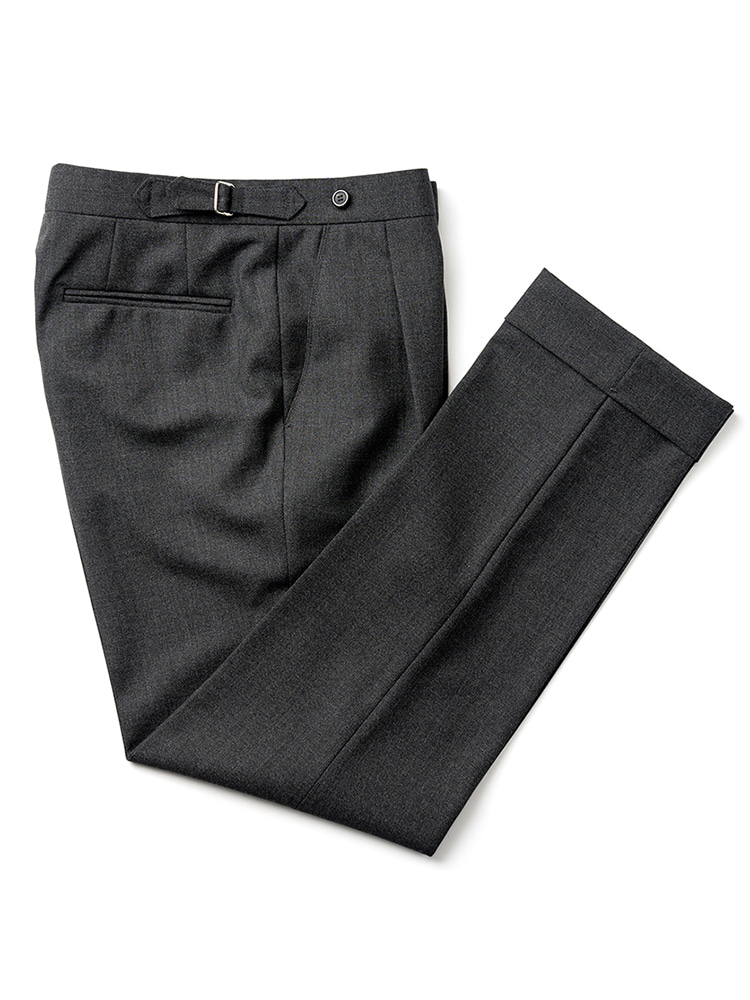 Canonico fresco pants - Grey (4PLY) Estado(에스타도)