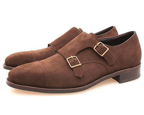 TANNERY JS3-4 dark brown suede(테너리)