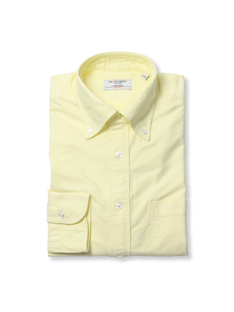 20' SOFT OXFORD SHIRT (YE)PRODE SHIRT(프로드셔츠)