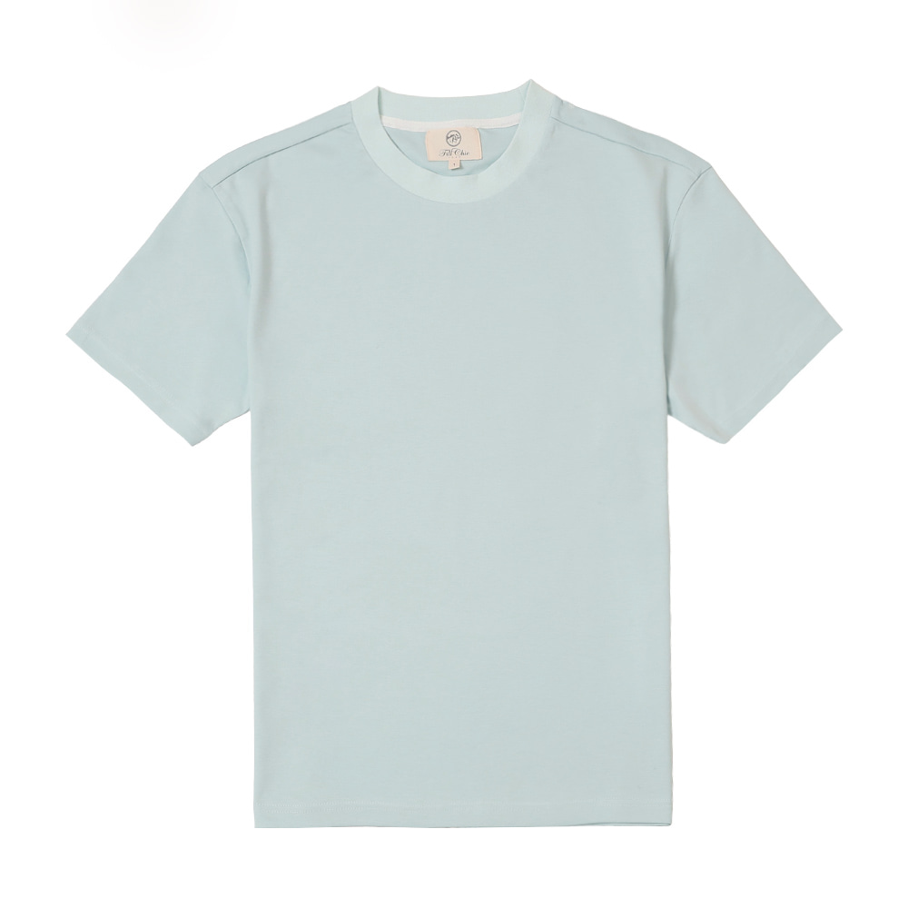 SILKET COTTON T-SHIRT(Mint)Fillchic(필시크)