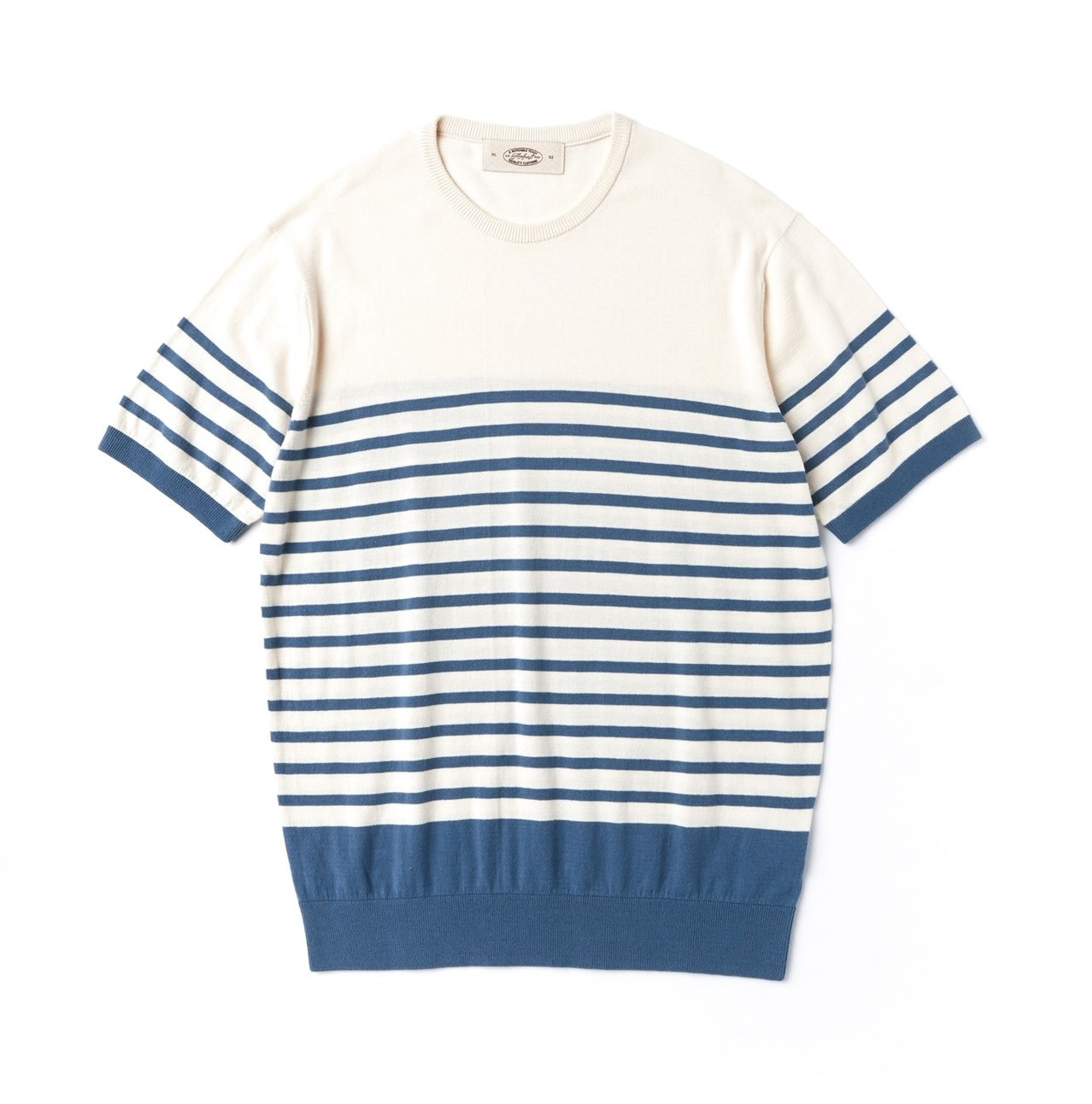 PABLO ROUND SUMMER KNITWEAR BLUEAMFEAST(암피스트)