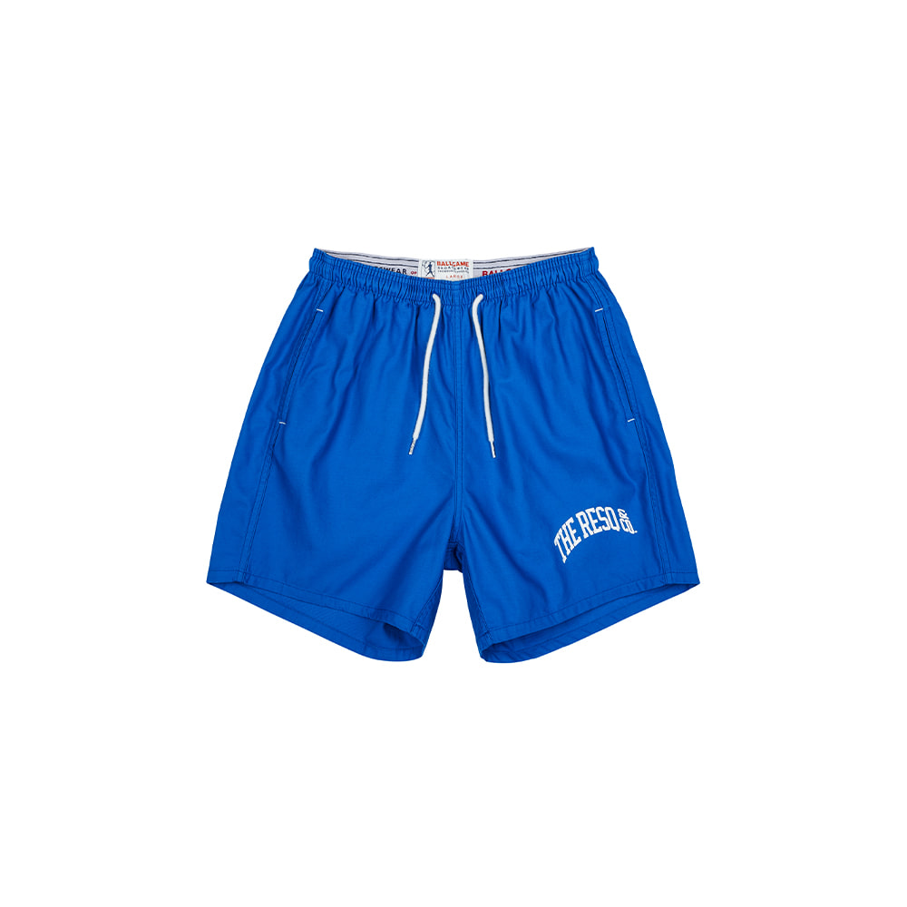 BALLGAME TRAINING SHORTS [BLUE]THE RESQ&Co(더레스큐컴패니)