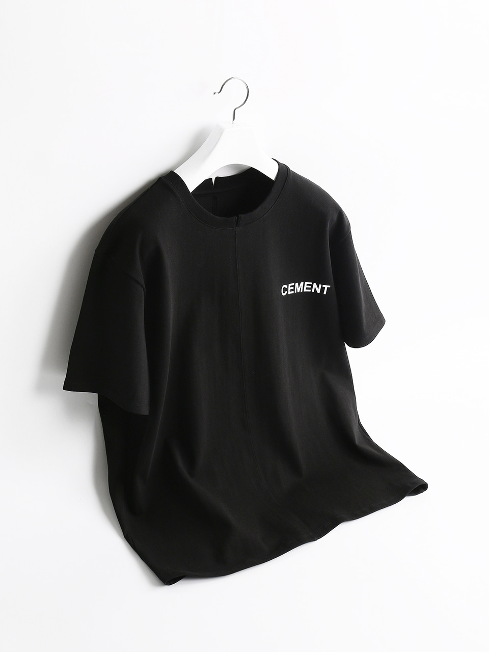 CEMENT PRINTED T-SHIRTS / BLACKATE STUDIOS에이티이 스튜디오스