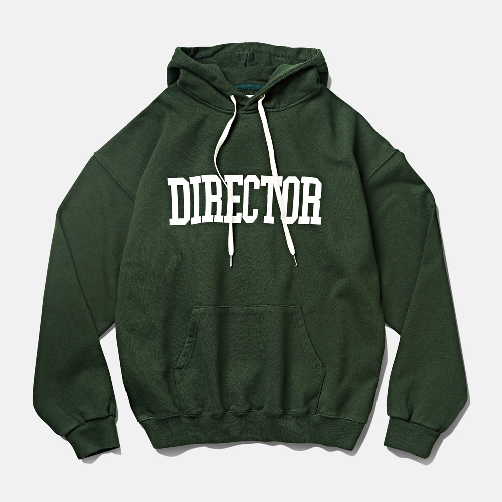 DTRO+AFST Director Hoodie Forest GreenAMFEAST(암피스트)