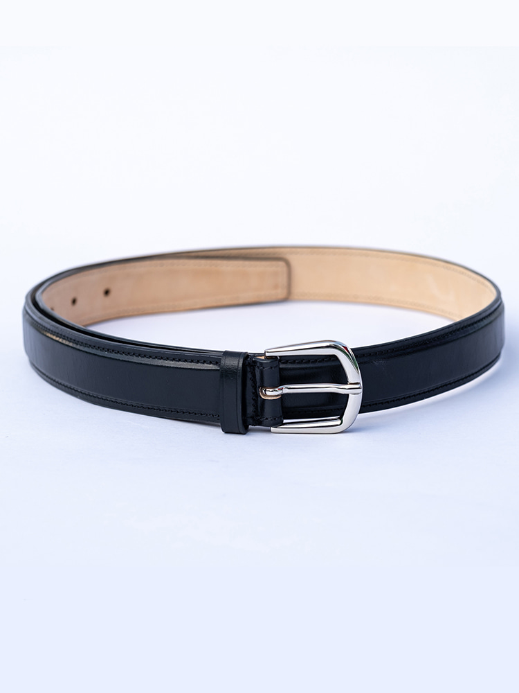Bridle Leather Belt [BLACK] BRIDLE'S(브라이들스)