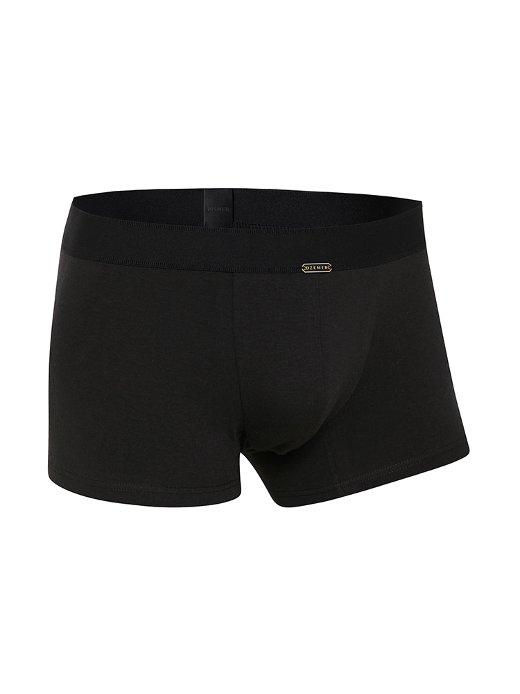 NOIR BOXER BRIEFS blackDZEMER(드제메르)