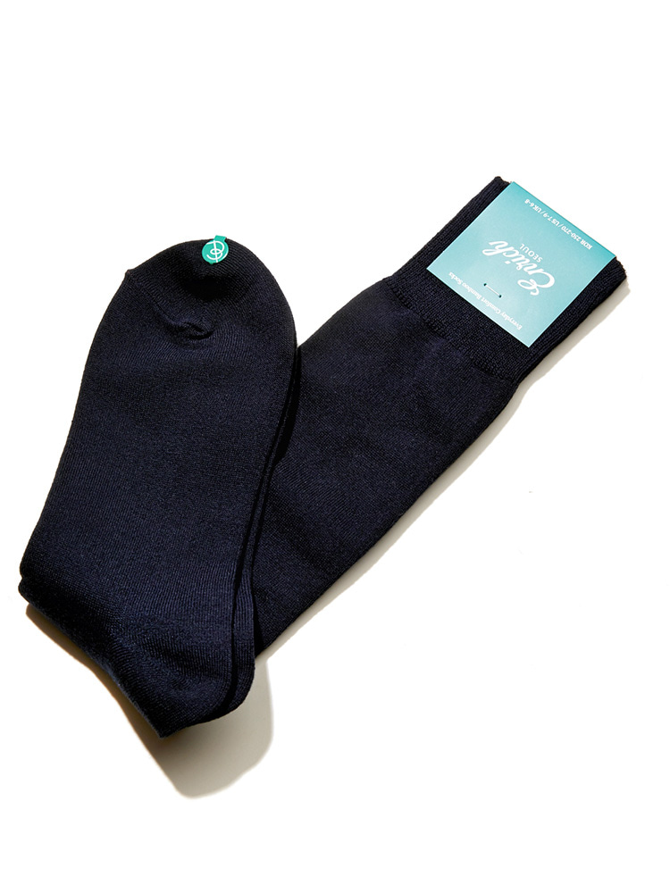 Bamboo Socks - Navy SolidEnrich(인리치)