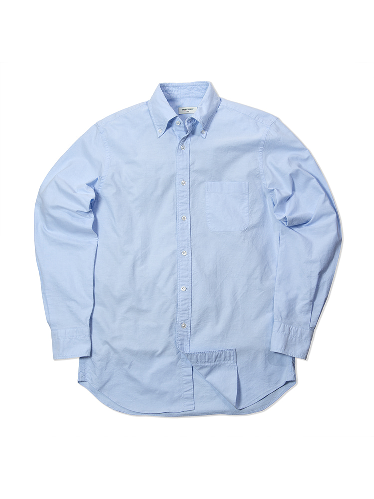 D-300 Oxford Shirt (BL)PRODE SHIRT(프로드셔츠)