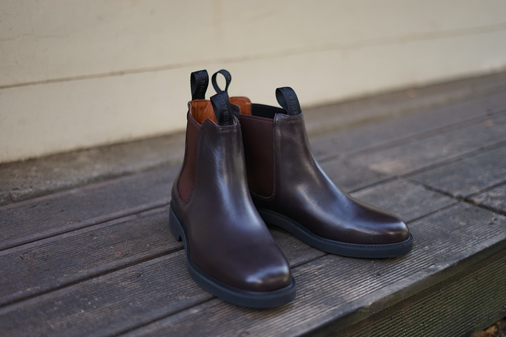 Chelsea boots BrownSEBAGO(세바고)