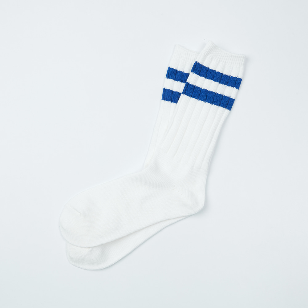 Heavy Weight Socks - Blue StripesENRICH(인리치)
