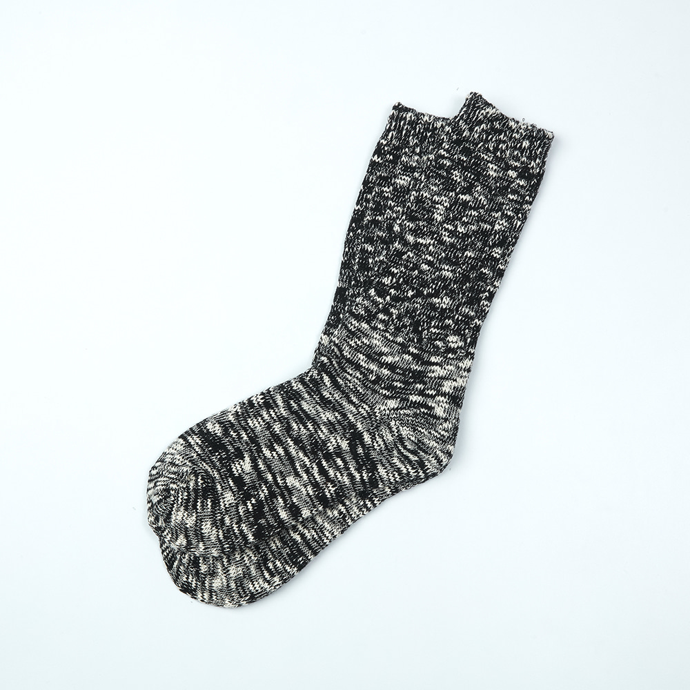 Heavy Weight Socks - Blend BlackENRICH(인리치)